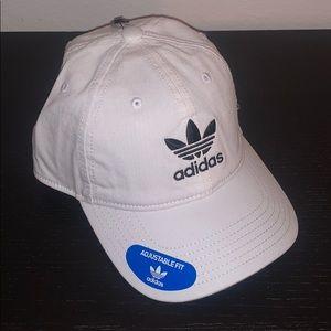 Adidas hat white NWT